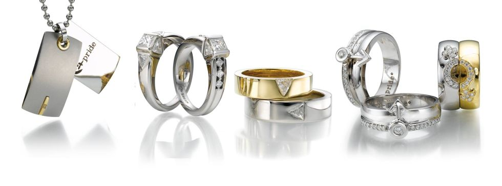 Zales becomes first jewelry company to offer wedding rings for LGBT