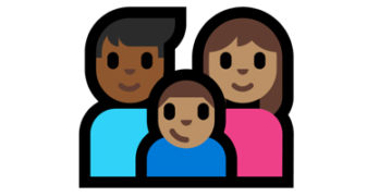 Microsoft's new diverse emojis let you create your family in digital form