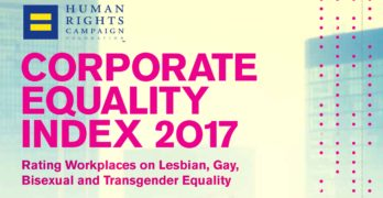 Record number of top U.S. companies embracing inclusive policies for LGBTQ workers
