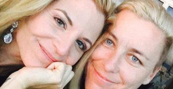 Christian mom blogger creates 'modern family' with soccer star Abby Wambach & ex-husband
