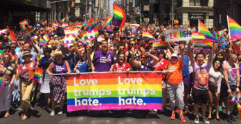 'Resistance Contingents' will lead Pride Parades on both coasts