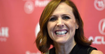 Molly Shannon talks about her gay dad