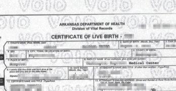 Supreme Court strikes down anti-gay Arkansas birth certificate law
