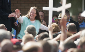 Kentucky citizens have to pay for county clerk's homophobia
