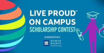 AT&T and HRC offer a scholarship contest for LGBT and allied college students