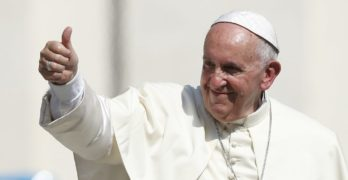 Pope Francis: God makes us gay