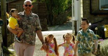 Single dad raising four children with special needs considers adopting fifth