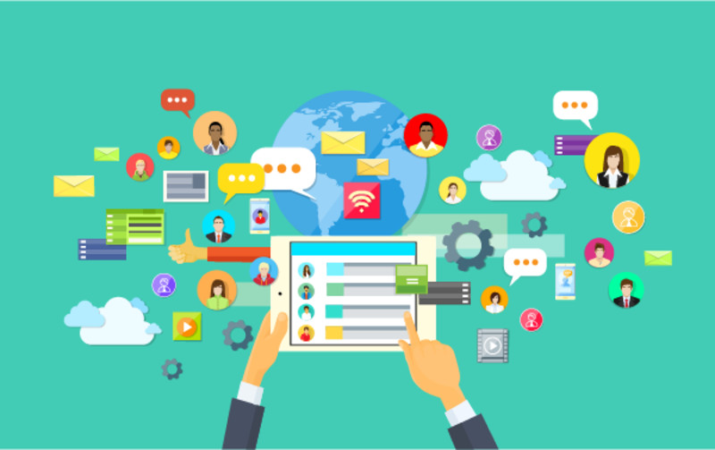 Online activity can be positive and healthy during social ...